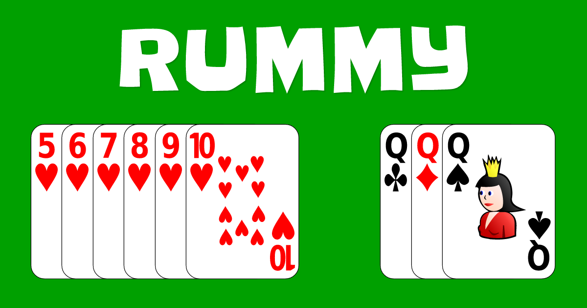 rummy card game play online